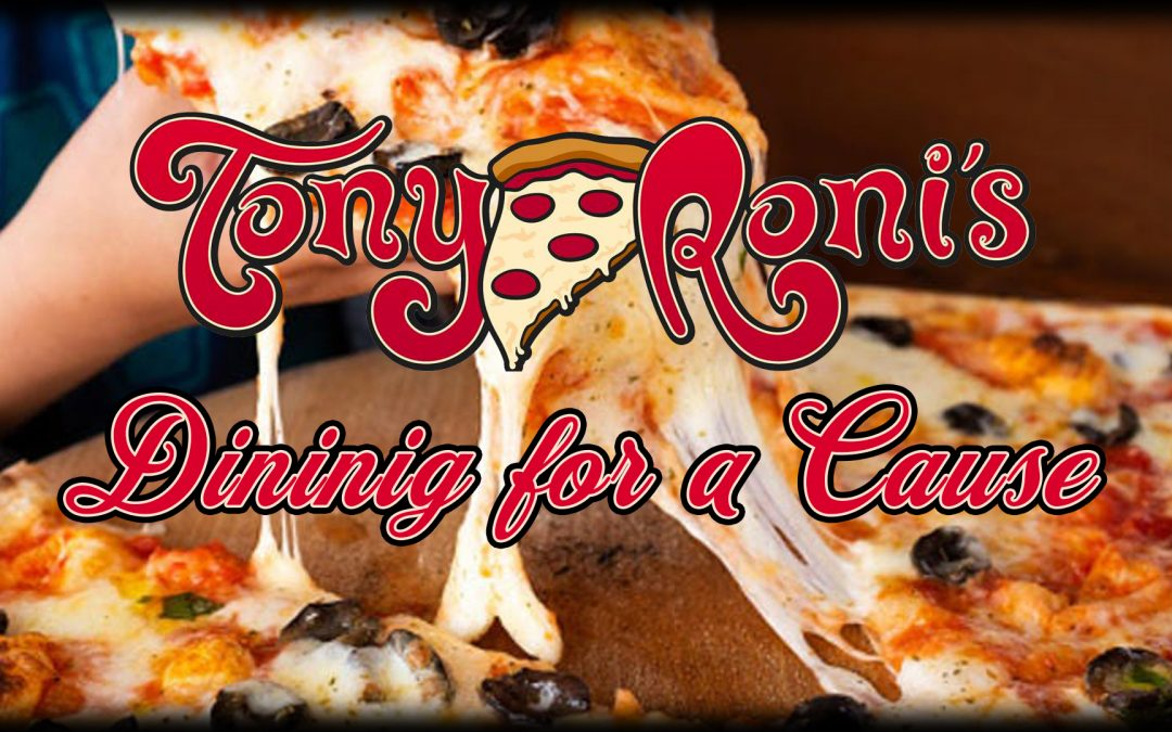 Dining for a Cause at Tony Roni's