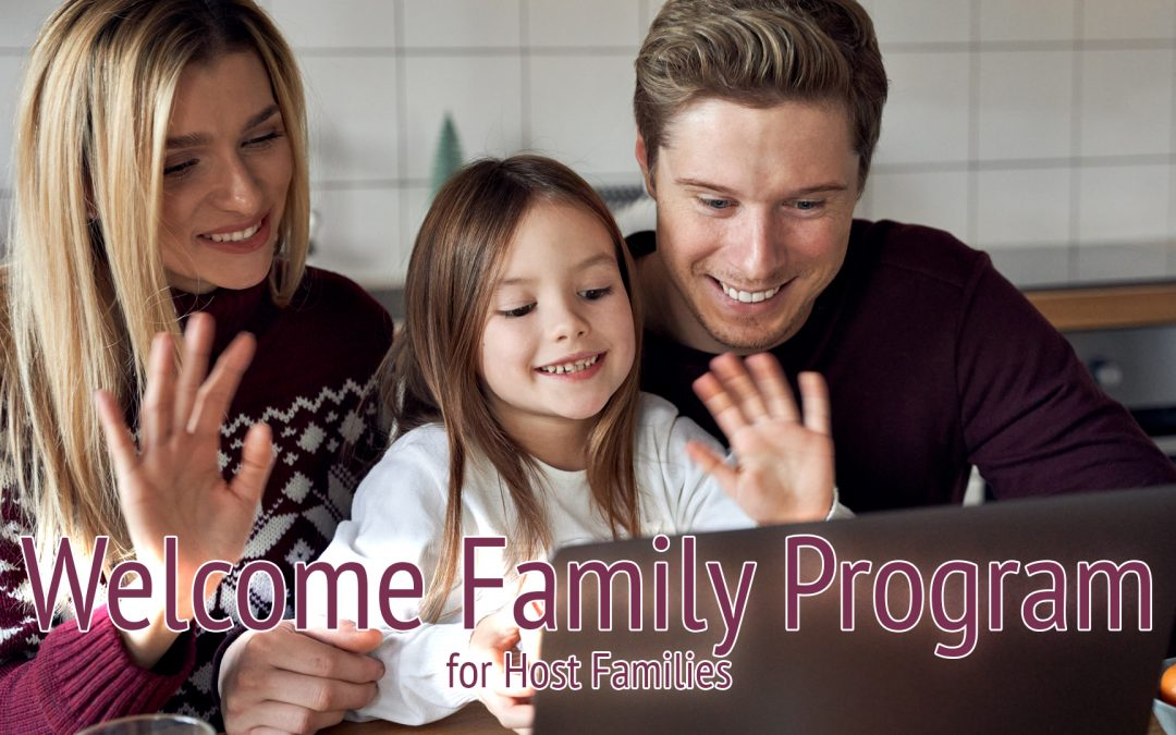 Welcome Family Program: Host Families